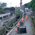 下水道災害復旧工事