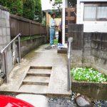 一関市(I様宅)駐車場増設前
