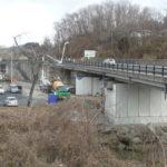 一般国道284号線厩橋橋梁補修補強工事3