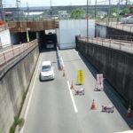 市道東地主町側道線1号橋橋梁補修工事1